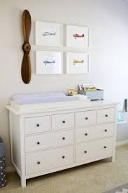 Ikea Hemnes Changing Table Baby Changing Tables With Drawers Foter