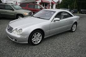 2000 mercedes coupe 2000 mercedes cl class cl 500 2dr coupe in gilbertsville pa