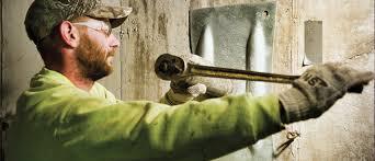 Basement Foundation Repair Methods by Basement Wall Repair How To Repair Basement Walls