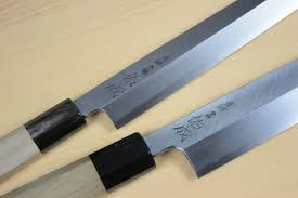 Cold Steel Kitchen Knives Sukenari Experienced Forge Smith And Master Of Zdp 189 Aogami