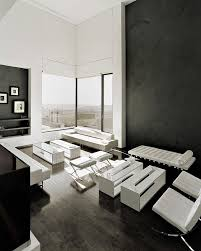 Small House Interior Design Ideas by Black And White Living Room Interior Design Ideas