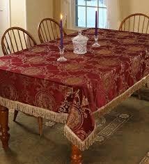 Christmas Table Cloths by Amazon Com Violet Linen Prestige Damask Set Of 4 Napkins 19