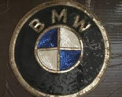 bmw emblem etsy