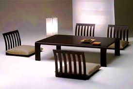 Asian Dining Room Furniture Low Dining Room Table Personable Garden Style New In Low Dining