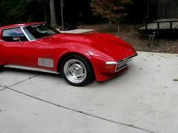 corvette stingray 71 1971 corvette stingray 454