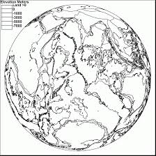 superb ocean map coloring pages with complex coloring pages