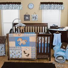 Pony Crib Bedding Trend Lab Baby Boy Cowboy Pony Theme Crib Nursery Bedding