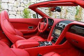 2015 bentley continental interior bentley pictures images page 12