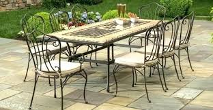 Wrought Iron Patio Dining Set Wrought Iron Garden Seat Wrought Iron Outdoor Dining Table Wrought