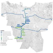 Map Of Jakarta Mrt The Key To Reducing Jakarta U0027s Chronic Congestion Indonesia
