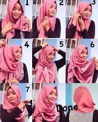 tutorial hijab pashmina tanpa dalaman ninja jual baju syari cara memakai jilbab jual jaket couple supplier
