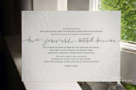 wedding invitations sydney cheree and mitchell