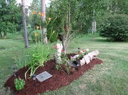 Memorial Garden Ideas Dads Memory Garden I Made For Him For The Garden Pinterest
