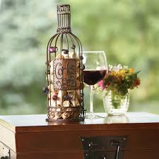 winsome wine cork holders and cages decoration wine cork cage