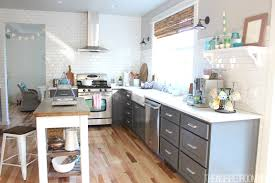 No Cabinets In Kitchen | 10 reasons i removed my upper kitchen cabinets the inspired room