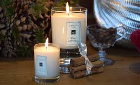 how to scent your home for christmas with jo malone london we