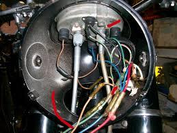 honda cb450 k0 headlight wiring question