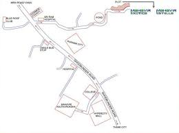 Estella Gardens Floor Plan by 1 U0026 2 Bhk Flat Apartment In Ghodbandar Road Thane West Mahavir