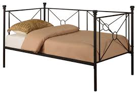 tubular metal daybed traditional daybeds by 2k furniture designs