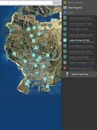 Gta World Map Interactive Map For Gta 5 Unofficial App Ranking Und Store Daten