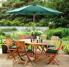 Patio Sets With Umbrellas Best Patio Table Umbrella Inspiration