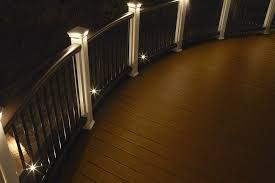 Recessed Handrail Fabulous Recessed Deck Lighting Ideas U2014 Doherty House