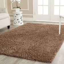 light brown area rugs monterey shag light brown 8 ft x 10 ft area rug products
