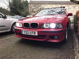 bmw e39 525i m sport touring manual in trowbridge wiltshire