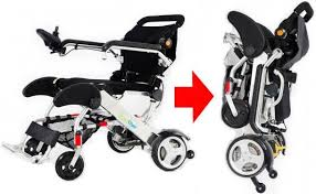 folding mobility aid electric wheelchair u2013 kd smart chair