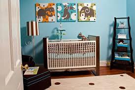 two tone nursery paint design ideas
