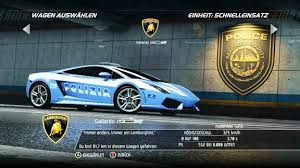 list of all lamborghini cars need for speed all cars list and detail gameswiki