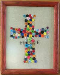 Easter Decorations Made From Wood by Best 25 Cross Crafts Ideas On Pinterest Church Crafts Sunday