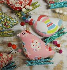 piece o u0027 cake blog bird ornaments