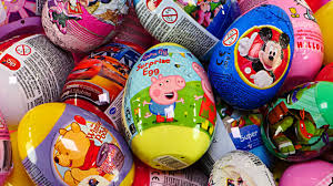 54 surprise eggs opening toys peppa pig tmnt frozen cars