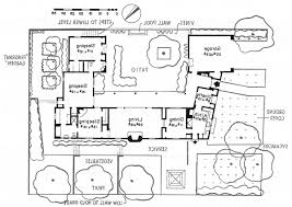 adobe house plans home design courtyard house plans 61custom contemporary amp