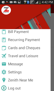 zenith bank mobile app android apps on google play