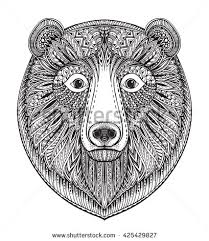 bear tattoo stock images royalty free images u0026 vectors shutterstock