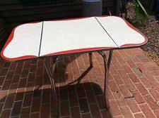 Expandable Kitchen Table - mid century kitchen table ebay