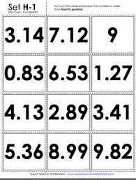 42 best decimals images on pinterest math fractions decimal