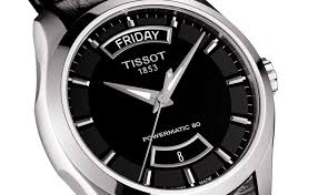 tissot black friday tissot couturier automatic day date time transformed