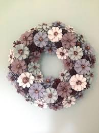 pinecone wreath pinecone wreaths easy painted pine cone wreath