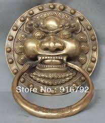 decor u0026 tips rustic brass animal door knockers design for your