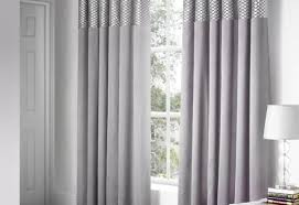 White Lined Curtains John Lewis Eyelet Curtains Ready Made Centerfordemocracy Org