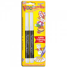 edible markers edible markers fondantsource by cake craft