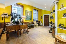 yellow room heaven for art lovers harrogate chapel conversion with original