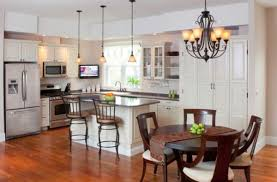 Dining Room Lighting Ideas Elegant Kitchen Dining Room Lighting Ideas On Home Decorating