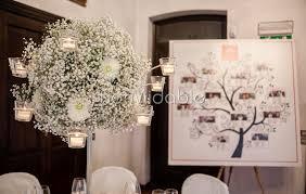 wedding reception in italy centerpieces photos u0026 ideas