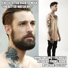Tattoo Memes - neck tattoo funny pictures quotes memes funny images funny