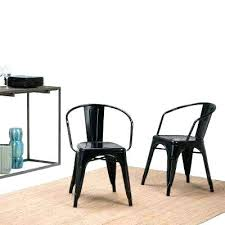 Industrial Dining Chair Dining Chairs Astonishing Black Metal Dining Chair Cheap Metal