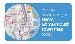 gt cus map services for great yarmouth 29th may 2016 norfolk